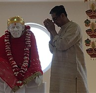 Inaugration (Pran Pratistha) of Shirdi Sai temple in the Netherlands