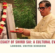 The legacy of Shirdi Sai: A Cultural Evening in London